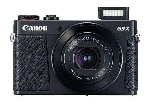 Camara Digital Canon Powershot G9 X Mark Ii - Negro