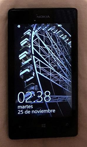 Celular Nokia Lumia 520 Con Bateria Y Cargador