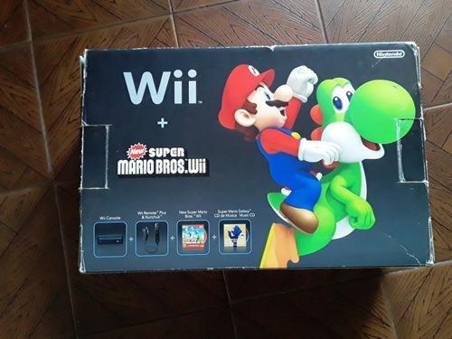 Consola Nintendo Wii Completa Con Juegos Leer Bien