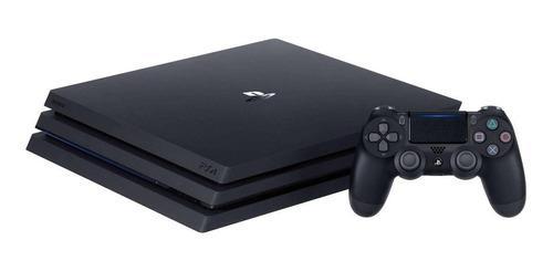Consola Ps4 Pro 1tb 4k Nuevas Americanas Cuh 7215b Cuotas !!