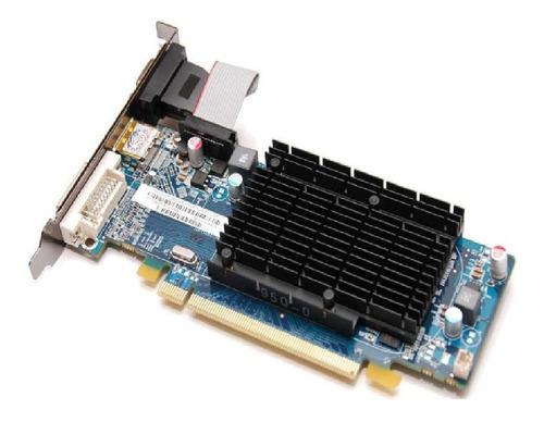 Placa De Video Pci Expres 512mb Hdmi Dvi Bajo Perfil Envio