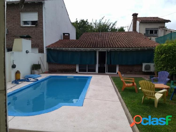 Villa Luzuriaga, chalet 3 amb, Patricia Seiler Propiedades