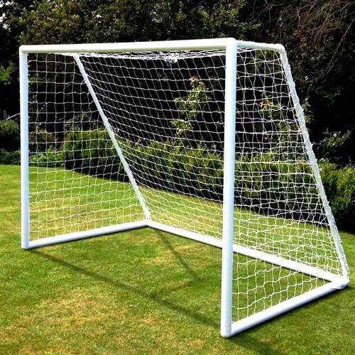 2 X Redes Futbol 3 X 2 M. Caida 60/100 Cm.poliet. 4 Mm. Ref.