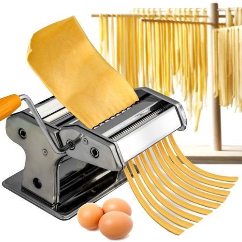 Maquina De Fideos Tallarin Cinta Fabrica Pastas Estira Masa