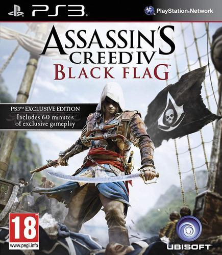 Assassins Creed 4 Black Flag Ps3   Español   Juego Original