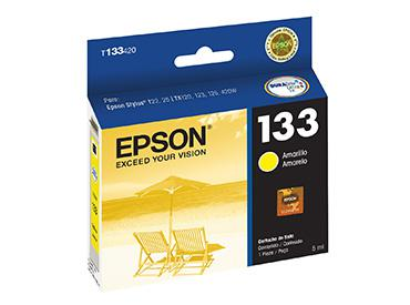 Cartucho Amarillo Epson 133 (T133420) - Computer Shopping