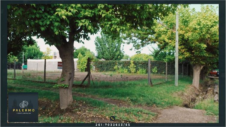 Casa a construir en barrio privado Rincón de Vistalba