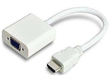 Conversor HDMI a VGA + Audio - Computer Shopping