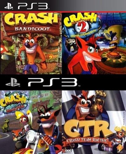 Crash Bandicoot Collection Ps3