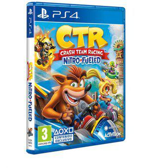 Crash Team Racing Nitro Fueled Ctr Ps4 Original Sellado