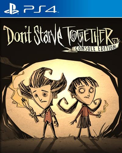 Dont Starve Together Ps4 Console Edition Udo