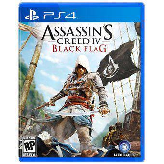Juego PS4 Assassins Creed 4 Black Flag IV