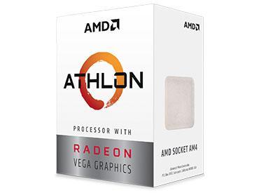 Microprocesador AMD Athlon™ 240GE con Gráficos Radeon™