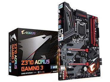 Mother Gigabyte Z370 AORUS Gaming 3 Socket 1151 - Computer