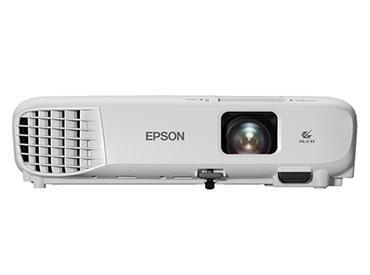 Proyector Epson PowerLite W05+ 3300 ansi - Resolución WXGA
