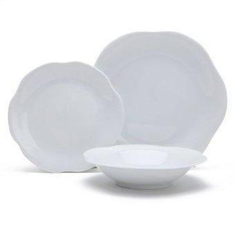 Set de platos Organic por 18 piezas - Roberta Allen