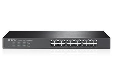 Switch TP-Link de 24 Puertos 10/100Mbps (TL-SF1024)