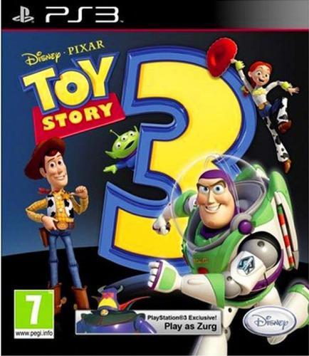 Toy Story 3 Ps3 | Digital | Español | Juego Original |