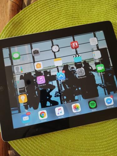 Vendo iPad 4 32gb 4g