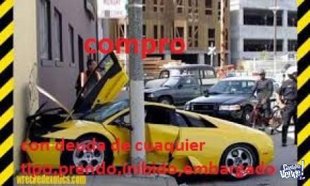 COMPRO AUTO CON CUALQIER TIPO DE PROBLEMA 0351-157666434