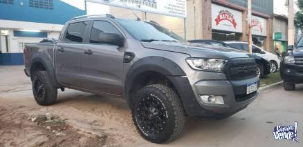 Ford Ranger Xlt 4x4 2018