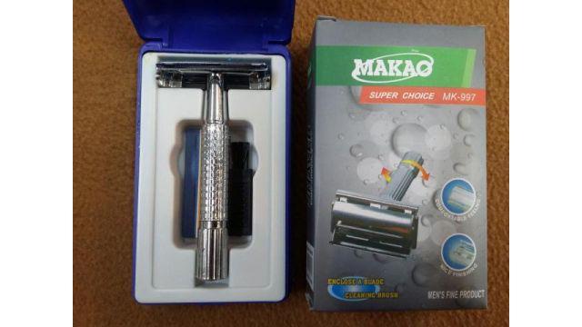 MÁQUINA DE AFEITAR MAKAO