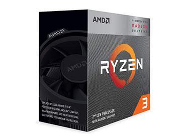Microprocesador AMD Ryzen™ 3 3200G con Gráficos Radeon™