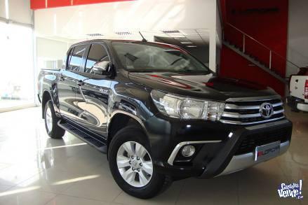 Toyota Hilux 2.8 srv tdi 4x2 cd 6mt