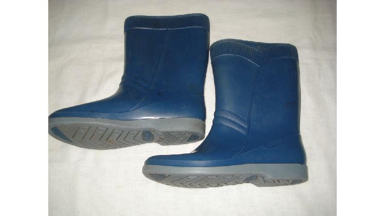 Botas de lluvia mujer nro 37