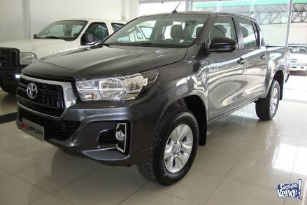 Toyota Hilux 2.8 SRV tdi dc 4x2