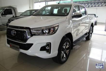 Toyota Hilux 2.8 SRX tdi dc 4x4 6m/t