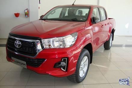 Toyota Hilux 2.8 Sr tdi dc 4x4 6m/t