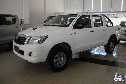 Toyota Hilux Dx 2.5 tdi Pack 4x4 dc