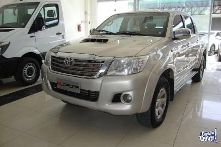 Toyota Hilux SR 3.0 tdi 4x4 dc