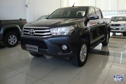 Toyota Hilux SRV 2.8 tdi 4x2 6mt