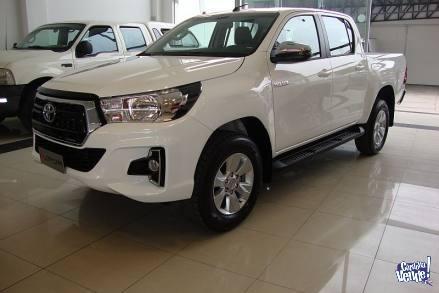 Toyota Hilux SRV 2.8 tdi dc 4x2 6m/t
