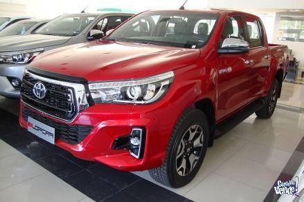 Toyota Hilux SRX 2.8 tdi 4x2 6mt