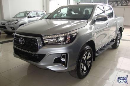 Toyota Hilux SRX 2.8 tdi dc 4x2