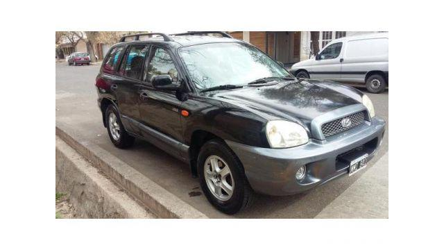 Vendo-Permuto menor Hyundai Santa Fe