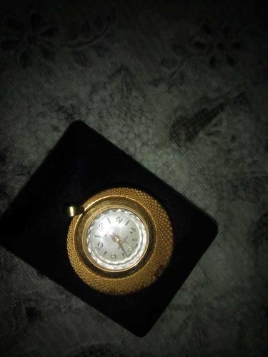 Vendo Reloj Antiguo A Cuerda Marca Wilson.enchapado Oro 18k