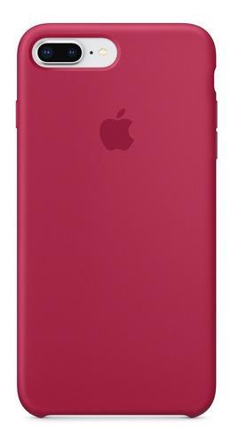 Funda iPhone 8 Plus Apple Original Silicona - Villa Devoto