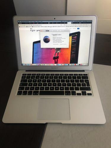 Macbook Air A1466 13.3 I5 4gb Ssd 256 520 Ciclos Muy Cuidada