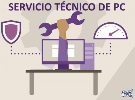 SERVICIO TECNICO DE COMPUTACION Y REDES