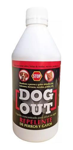 Repelente Mascotas Perros Y Gatos X 500ml Extra Fuerte