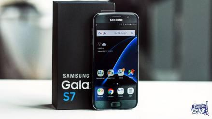 SAMSUNG S7 32GB LTE 4G NUEVO LIBRE GARANTIA ESCRITA