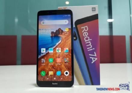 Xiaomi Redmi 7a 32 Gb 2 Gb Ram 4g nuevos sellados