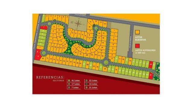 15.000 USD Particular Vende LOTE 500 m² barrio privado