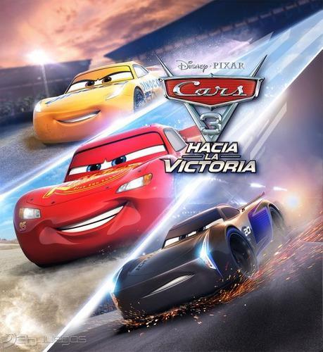 Cars 3 Hacia La Victoria Ps3 Español Digital