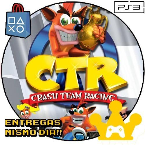 Crash Team Racing Ps3 Digital -kg-