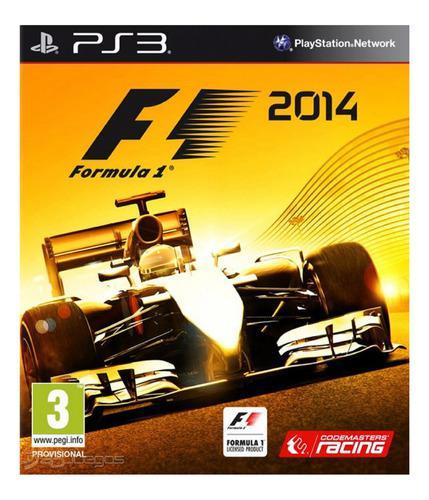 F1 2014 Ps3 | Español | Juego Original | Formula Uno
